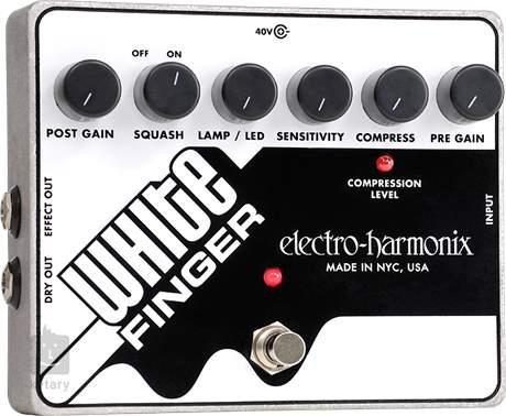 ELECTRO-HARMONIX White Finger Kytarový efekt