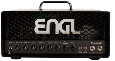 ENGL Ironball E606 Kytarový lampový zesilovač