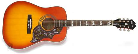 EPIPHONE Hummingbird PRO Elektroakustická kytara