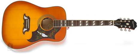 EPIPHONE Dove PRO Elektroakustická kytara