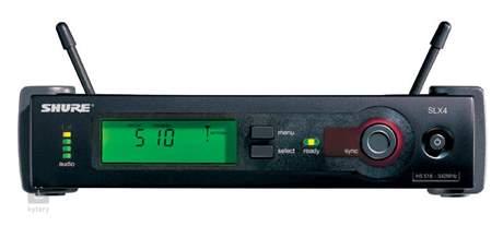 SHURE SLX24/Beta 58 Vokální bezdrátový set
