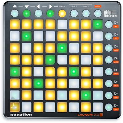 NOVATION Launchpad S USB/MIDI kontroler