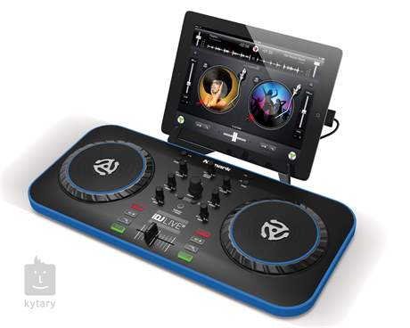 NUMARK iDJ Live II DJ kontroler pro iPad/iPod/iPhone