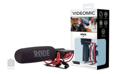 RODE VideoMic Rycote Mikrofon pro kameru