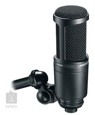 AUDIO-TECHNICA AT2020 Kondenzátorový mikrofon