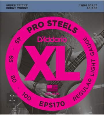 D'ADDARIO EPS170 Struny pro baskytaru