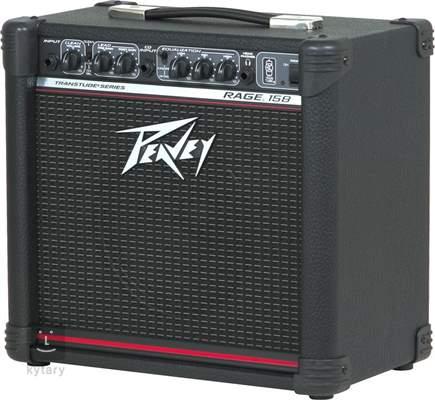 PEAVEY Transtube Rage 158 Kytarové tranzistorové kombo