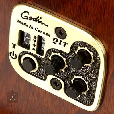 SEAGULL Entourage Natural Spruce CW QI Elektroakustická kytara
