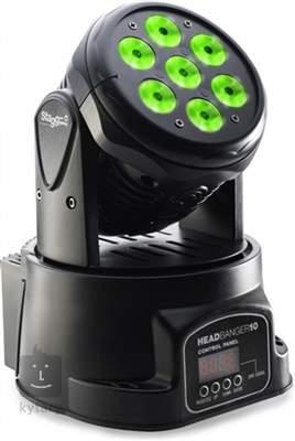 STAGG 7x10W QCL Mk. I Inteligentní hlava