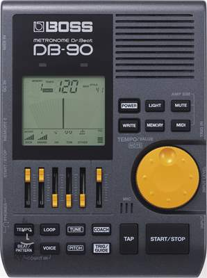 BOSS DB-90 Metronom