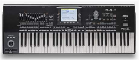 KORG PA3X 61 Workstation, aranžér