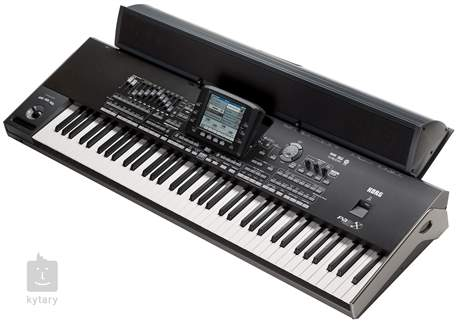 KORG PAAS Ozvučovací systém pro workstation Pa3X