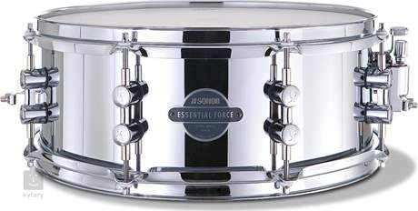 "SONOR 14"" x 5,5""  Essential Force snare Steel Snare bubínek"