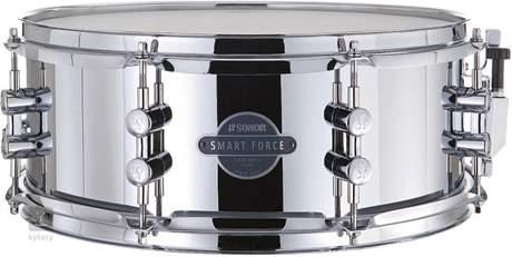 """SONOR 14"""" x 5,5"""" Smart Force snare Steel Snare bubínek"""