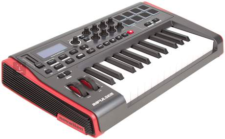 NOVATION Impulse 25 USB/MIDI keyboard