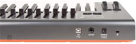 NOVATION Launchkey 49 USB/MIDI keyboard