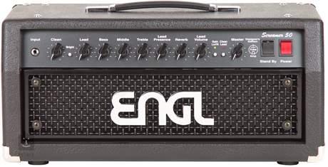 ENGL Screamer Head E335 Kytarový lampový zesilovač