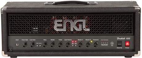 ENGL Fireball 100 E635 Kytarový lampový zesilovač