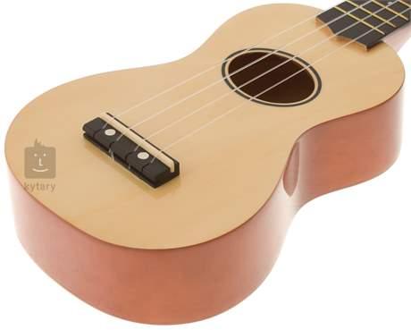 EDDY FINN EF-MN-NT Akustické ukulele