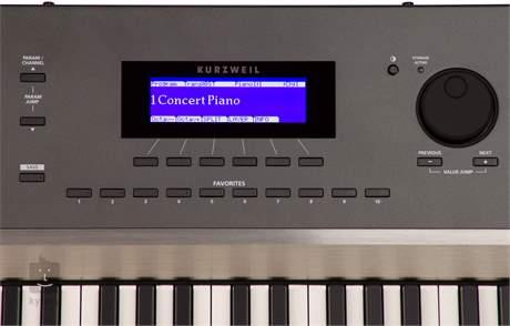 KURZWEIL ARTIS Přenosné digitální stage piano