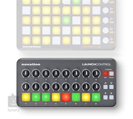 NOVATION Launch Control USB/MIDI kontroler