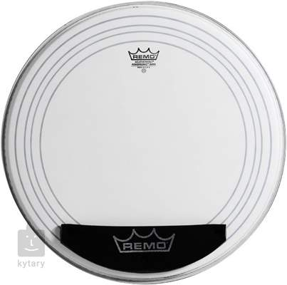 "REMO 22"" Power Sonic Coated Blána na basový buben"