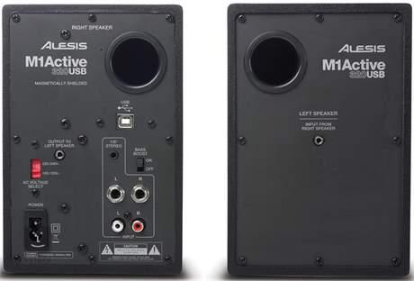 ALESIS M1 Active 320 USB Aktivní studiové monitory