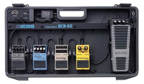BOSS BCB 60 Pedalboard