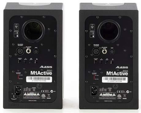 ALESIS M1 Active 520 Aktivní studiové monitory
