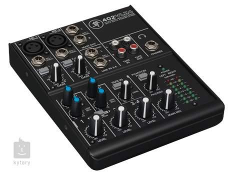 MACKIE 402 VLZ4 Analogový mixážní pult