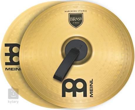 """MEINL 16"""" Marching Brass medium Pochodové činely"""
