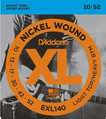 D'ADDARIO EXL140 Struny pro elektrickou kytaru
