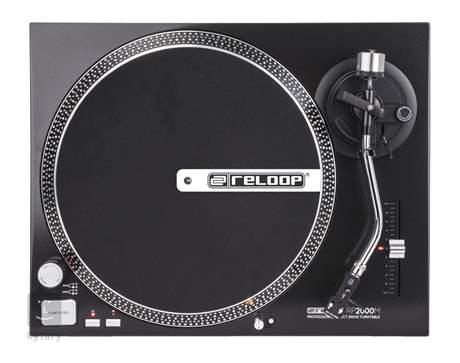 RELOOP RP-2000M DJ gramofon s přímým náhonem