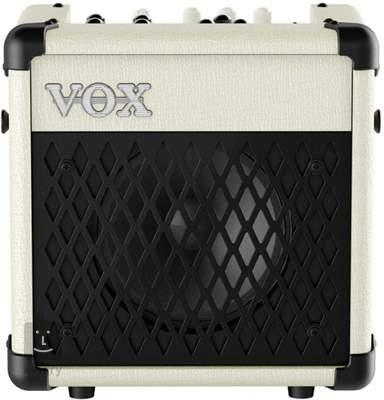 VOX MINI5 Rhythm Ivory Kytarové modelingové kombo