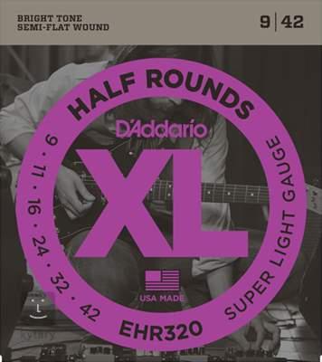 D'ADDARIO EHR320 Struny pro elektrickou kytaru