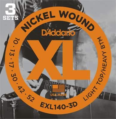 D'ADDARIO EXL140-3D Struny pro elektrickou kytaru