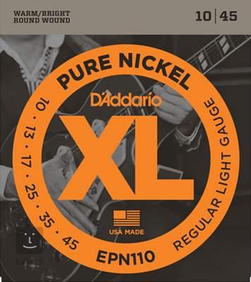 D'ADDARIO EPN110 Struny pro elektrickou kytaru