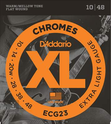 D'ADDARIO ECG23 Struny pro elektrickou kytaru