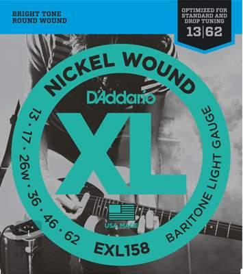 D'ADDARIO EXL158 Struny pro elektrickou kytaru