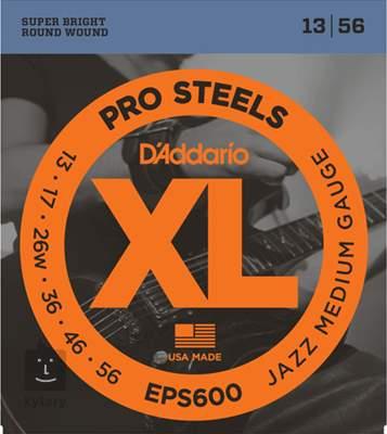 D'ADDARIO EPS600 Struny pro elektrickou kytaru