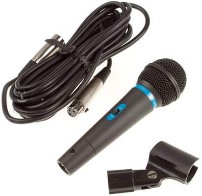 APEX 880 Dynamický mikrofon s vypínačem