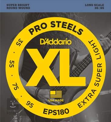 D'ADDARIO EPS180 Struny pro baskytaru