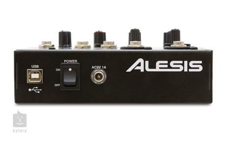 ALESIS MULTIMIX 4 USB Analogový mixážní pult