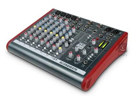 ALLEN&HEATH ZED-10FX Analogový mixážní pult