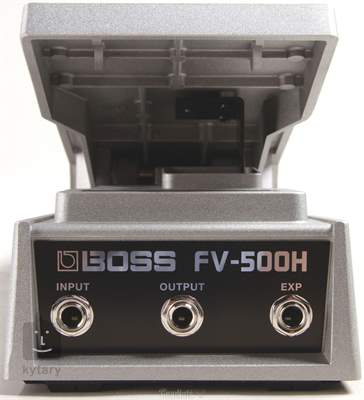 BOSS FV 500H Volume/Expression pedál