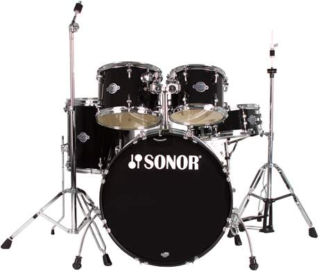 SONOR Force Smart Studio Set Black   Bicí souprava
