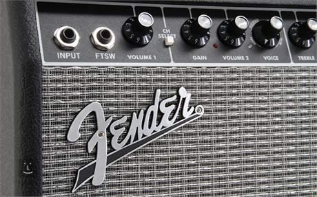 FENDER Champion 40 Kytarové tranzistorové kombo