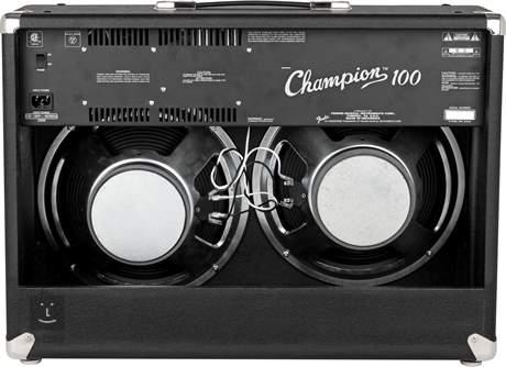 FENDER Champion 100 Kytarové tranzistorové kombo
