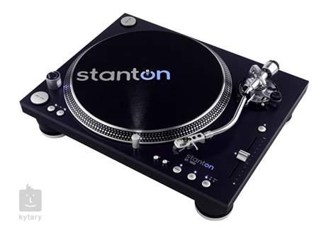 STANTON ST-150 HP DJ gramofon s přímým náhonem