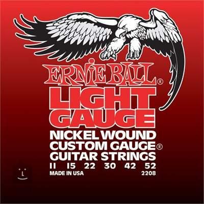 ERNIE BALL Nickel Wound Light Struny pro elektrickou kytaru